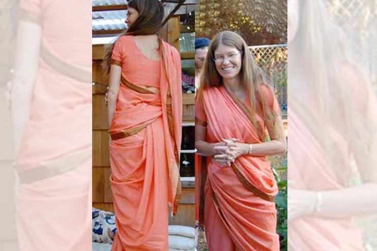 Image result for kappulu andhra pradesh saree drape