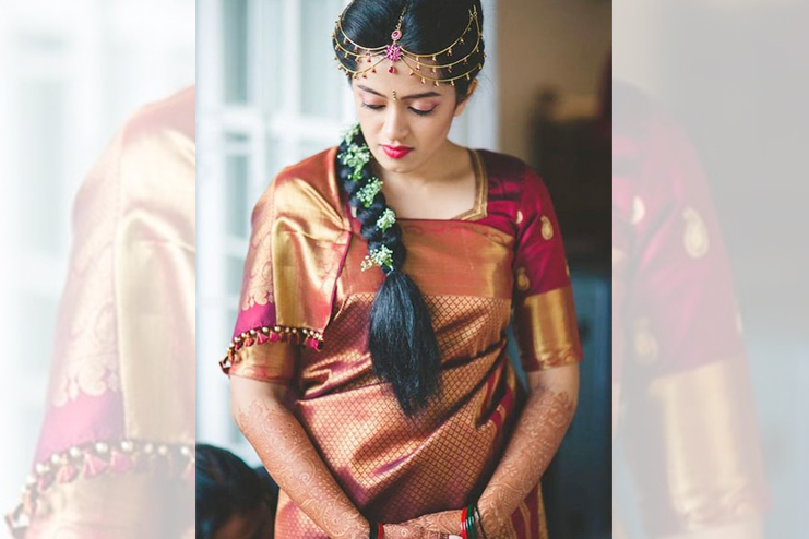 Coorgi Style From Karnataka