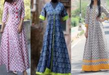Anarkalis And Churidar Suits