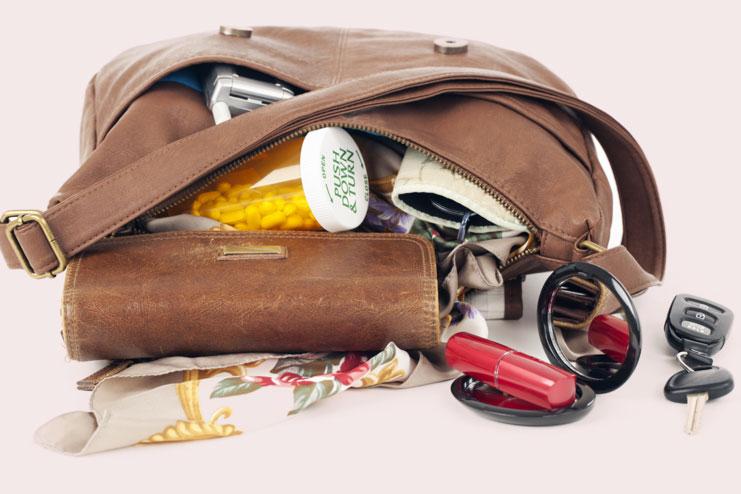 Handbag queen