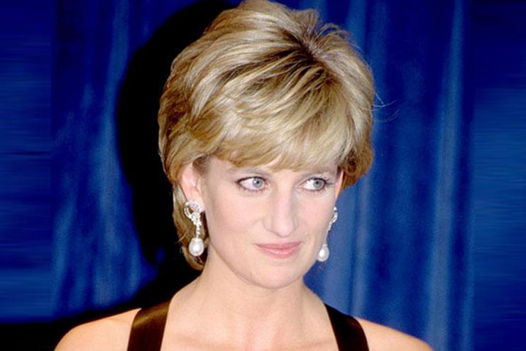 Short and feathered like Princess Diana