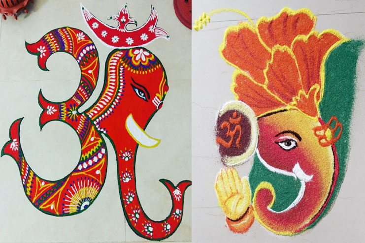 portray ganpati