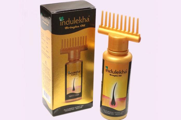 Indulekha Ayurvedic Oil
