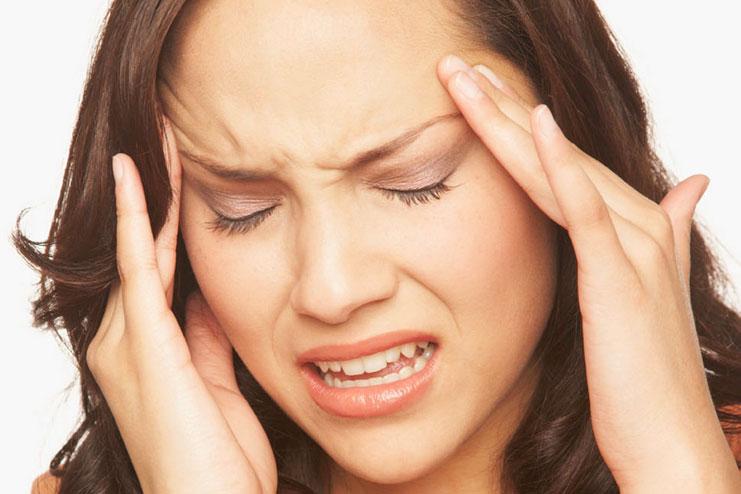 Relieves head ache