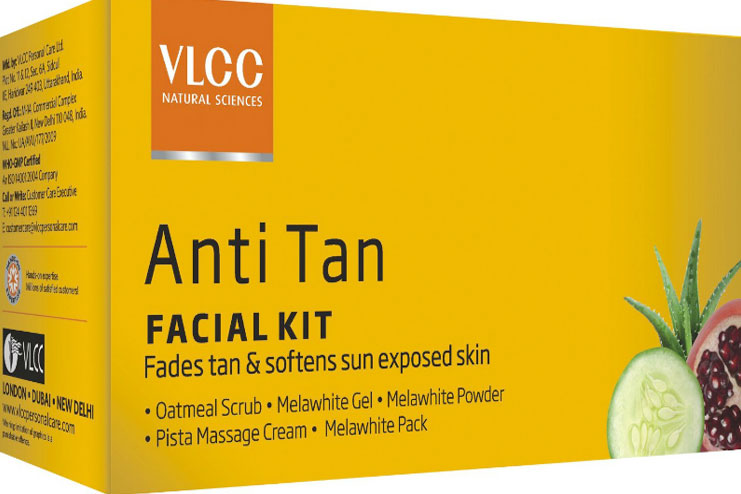 VLCC Anti-Tan Facial Kit