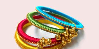Silk Thread Bangles