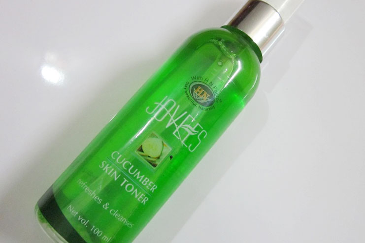 Jovees Cucumber Skin Toner