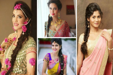 Trendiest Hair Styles to Go with Every type of Sarees you Own