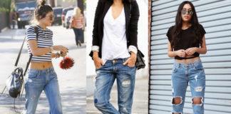 Boy Friend Jeans