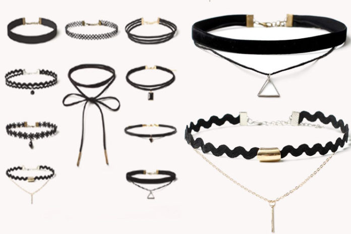 Choker For Your Face Shape