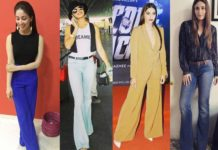 Flared Pants Trend