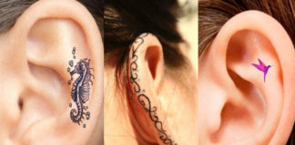 Helix Tattoo, The Newest Trend In Body Arts