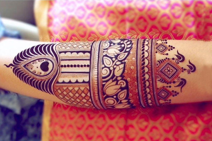 designs are like poetry in mehndi