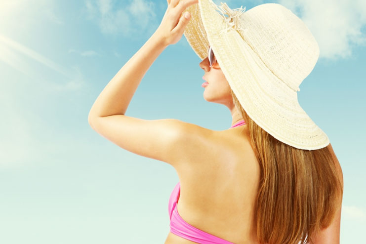 Protect skin from sun
