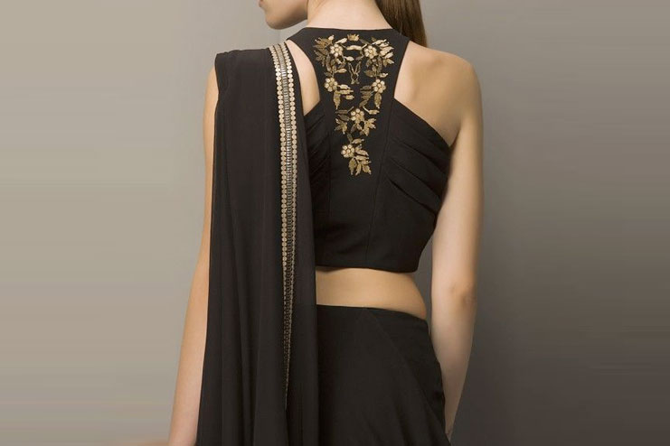 Trendy Back Sleeveless