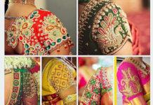 Latest Trendy Blouse Designs