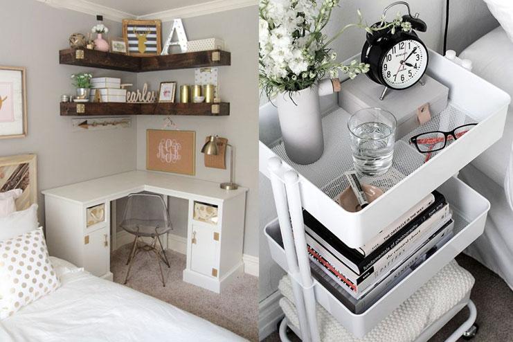 Utilize your furniture