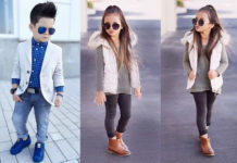 Fashion Mistakes While Dressing Up Children