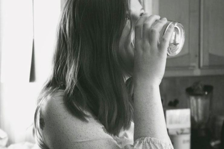 Keep hydrating yourself