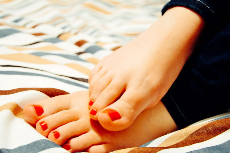 Tips To Prevent Cracked heels