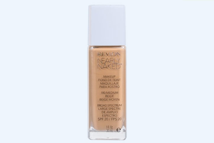 Revlon Nearly Naked SPF 20