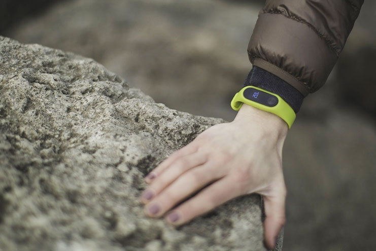 Wear a smart activity tracker
