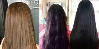Rebonding Hair
