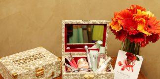 bridal makeup trousseau