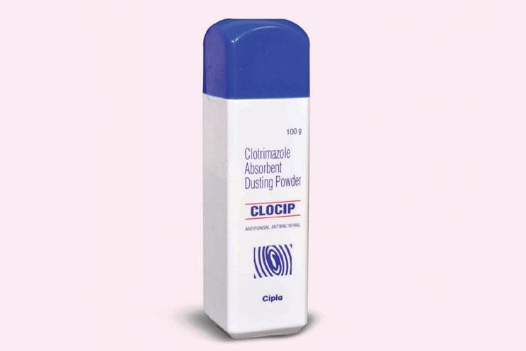 Apply Antiseptic Powder