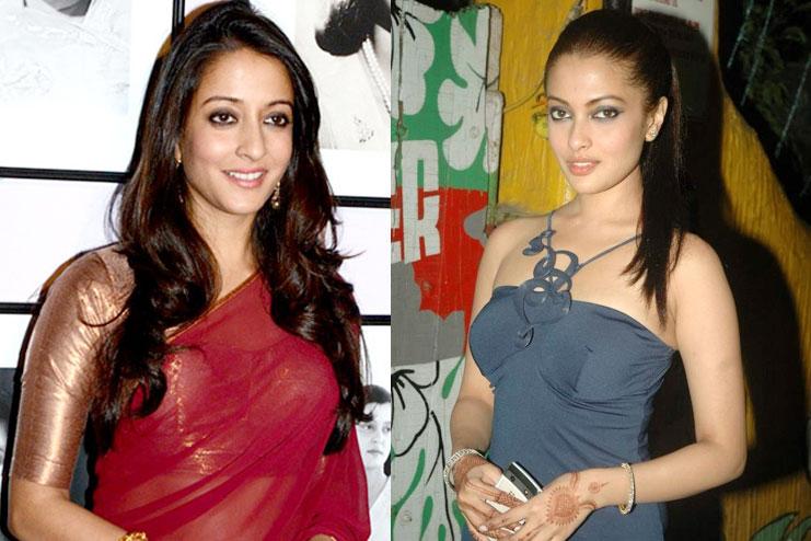 Raima Sen and Riya Sen