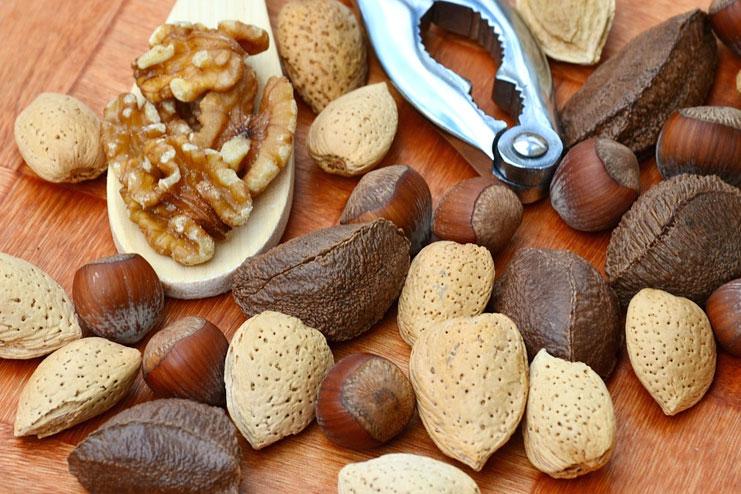 hair regrowth foods