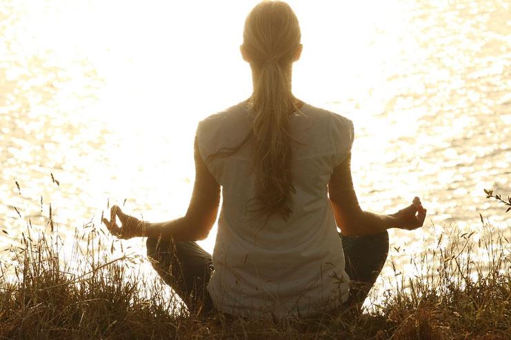 yoga exercise reduces stress