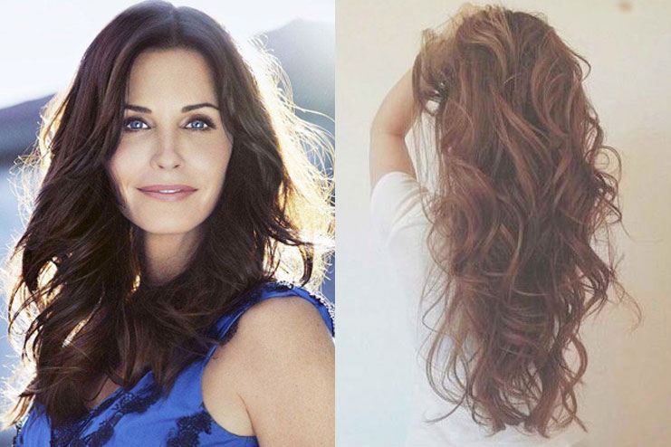 Long Hair Cuts For Women Over 40 71