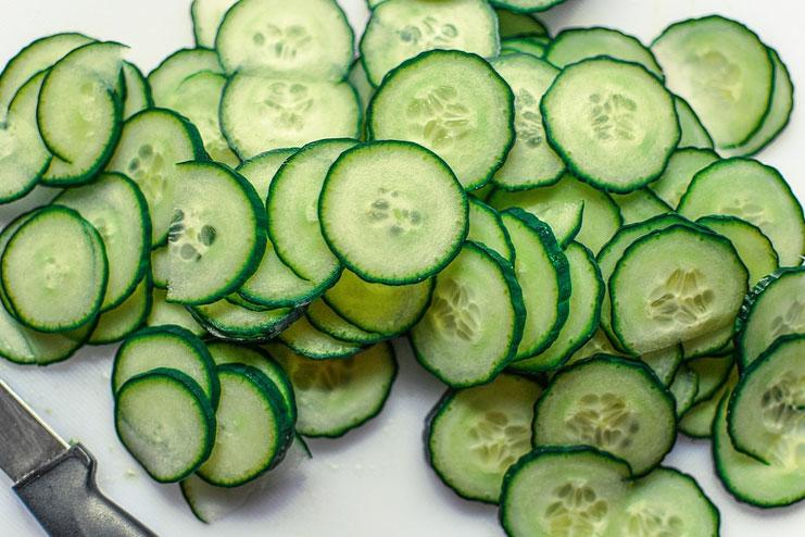Cucumber And Lemon Juice Mask