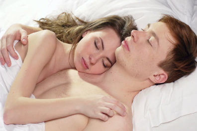 10 Couple Sleeping Positions And What They Says About Your Bonding