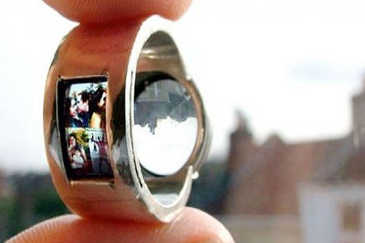The projector ring