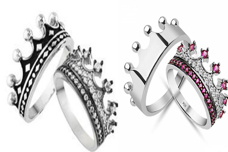 The Crown rings