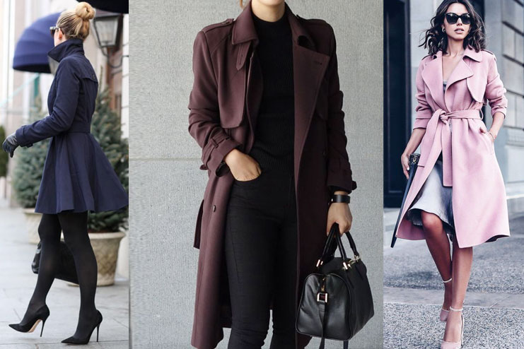 Different Types Of Winter Jackets And Sweaters For Women