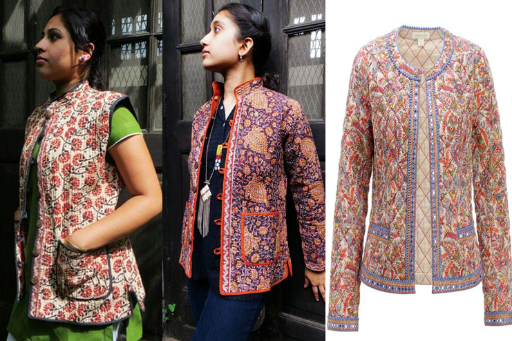 Quilted Ethnic Jackets
