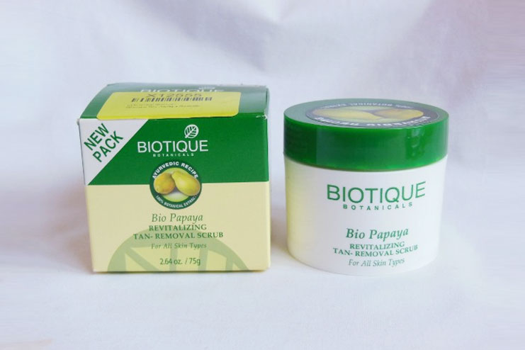 Biotique Bio Papaya Revitalizing