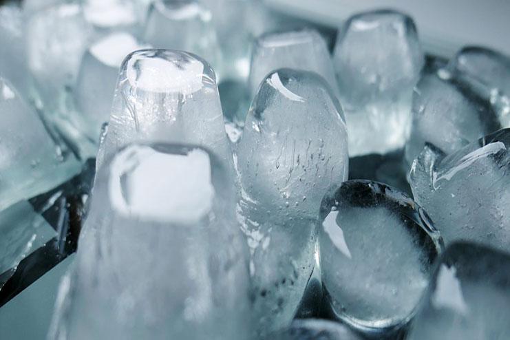 Freezing the Gum