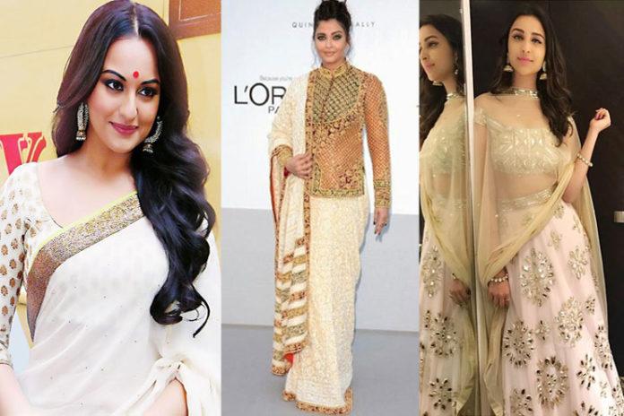 Look Slim in Indian Wear