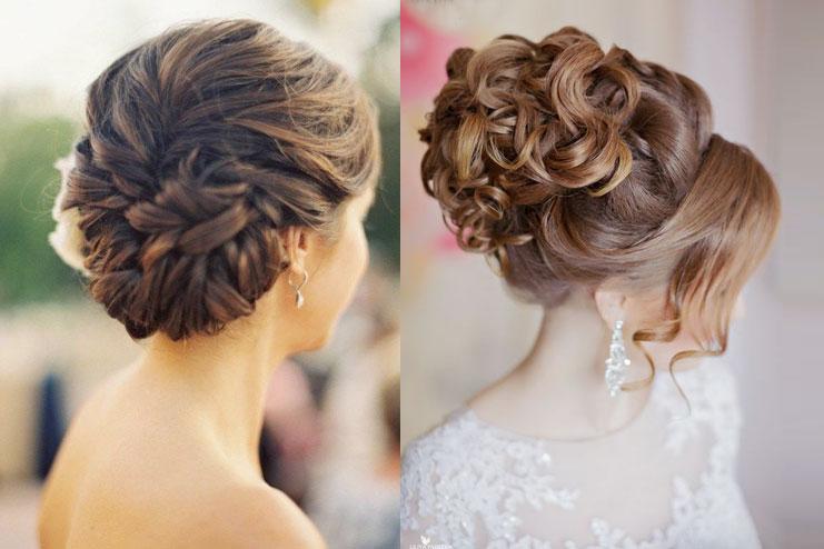 The English Updo