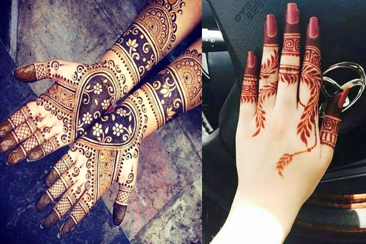 Trending Mehndi Designs 50 Latest Henna Tattoo Ideas For 2018: Stunning Karva Chauth Mehndi Designs Trending This Year