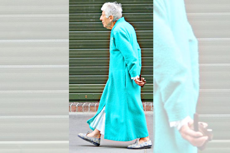 Fashion after 60 should never be dull