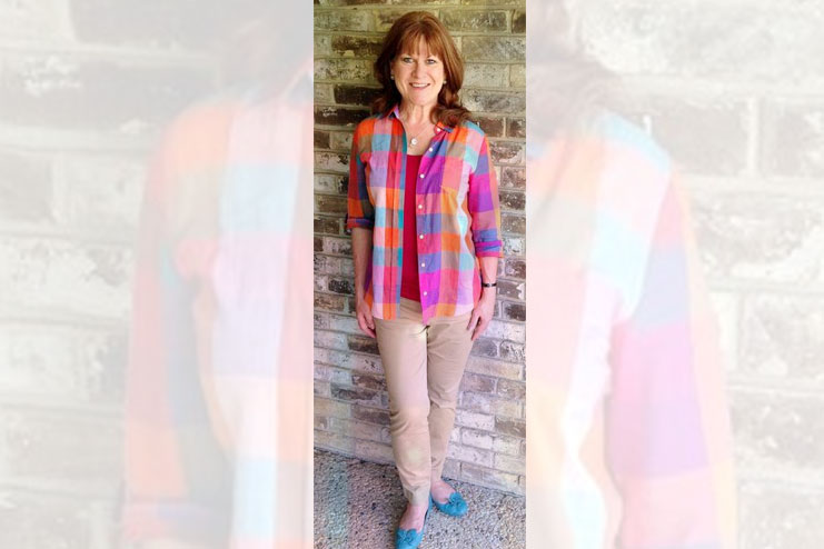 The colors livens us up-Dresses for Older Women