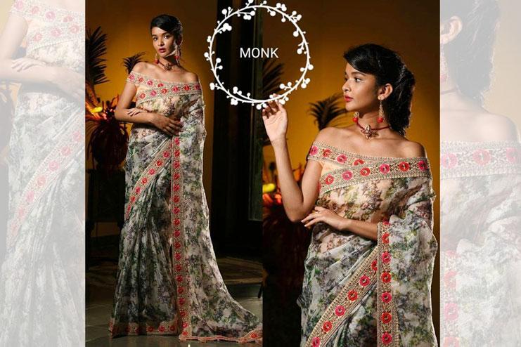 MONK by Madhu Varma