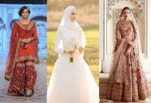 Muslim wedding Dress Ideas