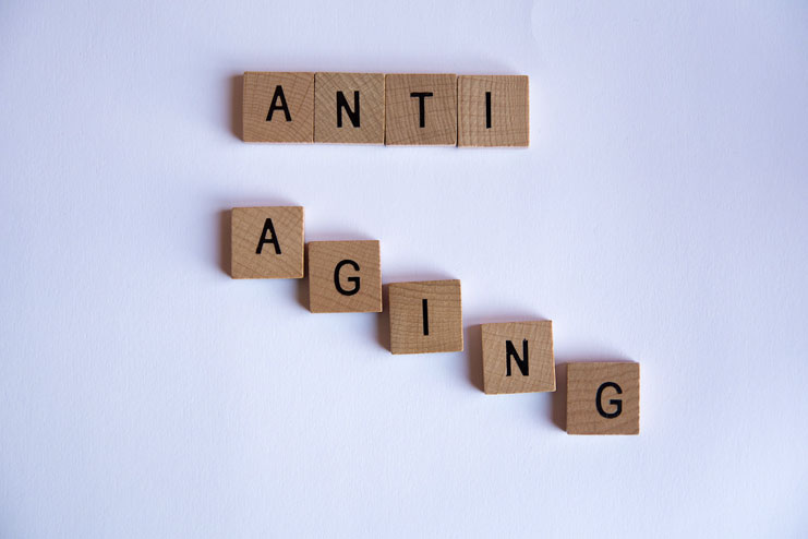 Anti Aging Properties-Wheat germ oil