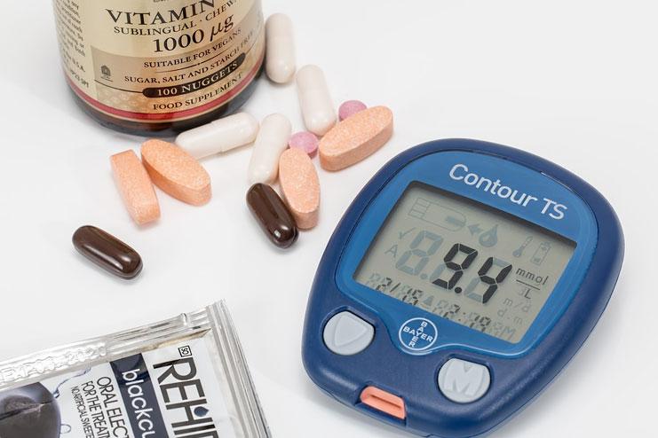 Controls Diabetes-Wheat germ oil